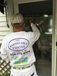 Cape Cod Residential Window Cleaning